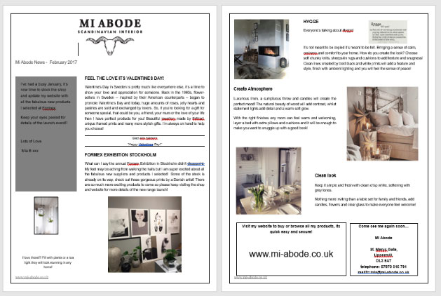 Mi Abode Business Case Study